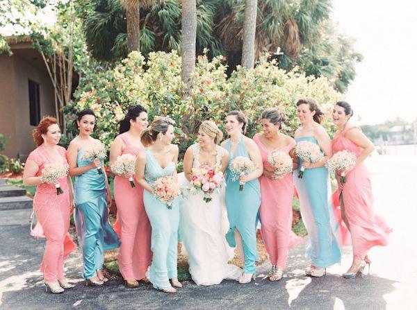 316 best Bridesmaid Dresses images on Pinterest | Pink bridesmaid ...
