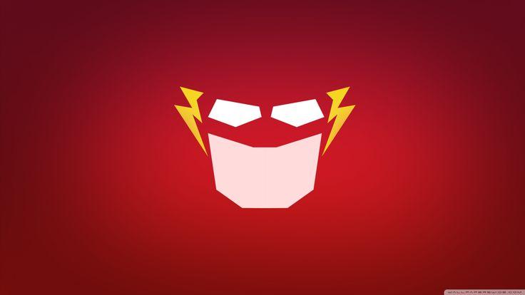 Flash Logo Wallpaper