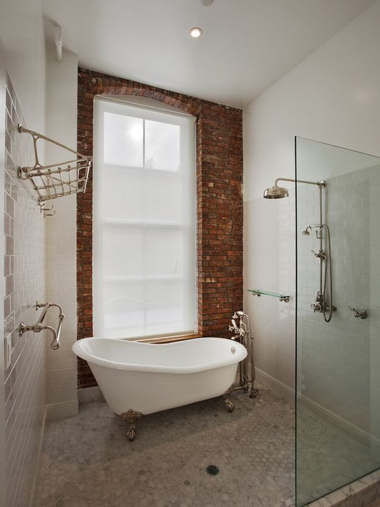 jane kim design to optimize space in this urban bathroom the designer created a wet tubswet