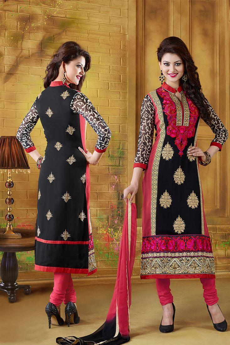 Designer party wear Salwar Suit