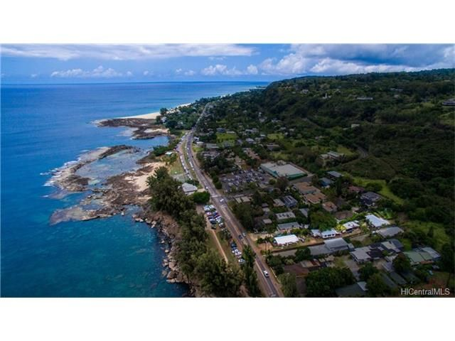 Oahu North Shore Properties - 3 Homes on one lot | $5,500,000 | Across the street from Sharks Cove!