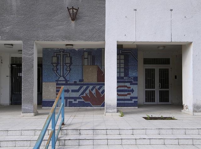 Unknown artist, Bratislava (Žižkova street)