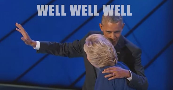 Newly Released Texts Reveal Obama Let Hillary Walk to Save Himself. Confucius say: One crooked Hillary plus one lying Obama = two long jail sentences.