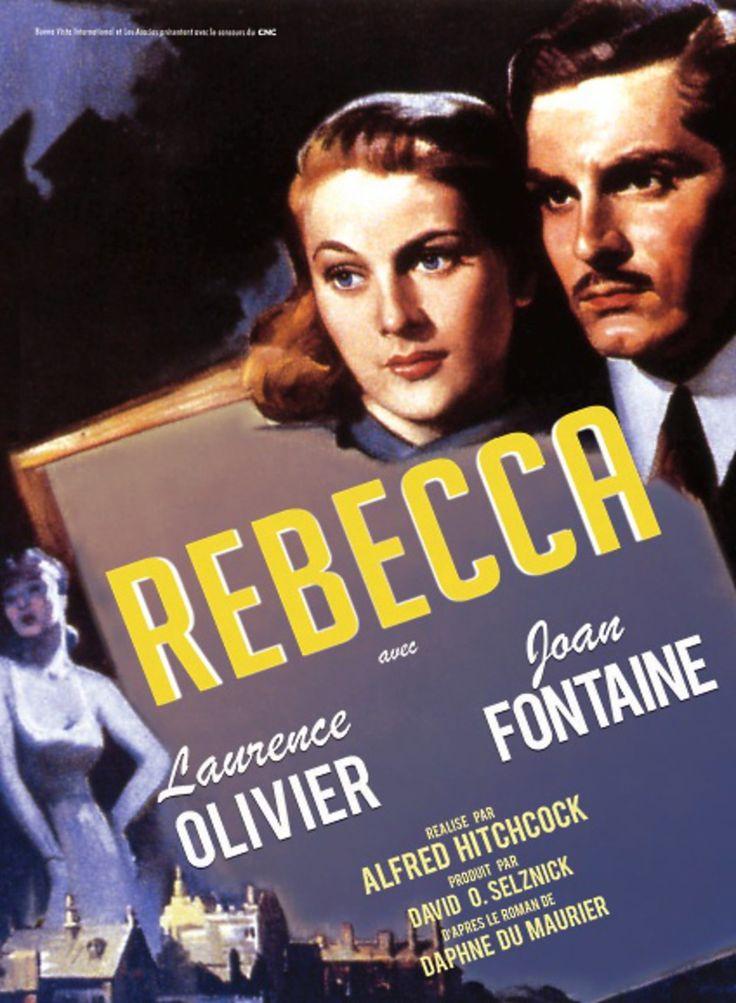 Affiches, posters et images de Rebecca (1940) - SensCritique