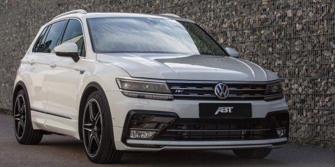 ABT upgrades Volkswagen Tiguan