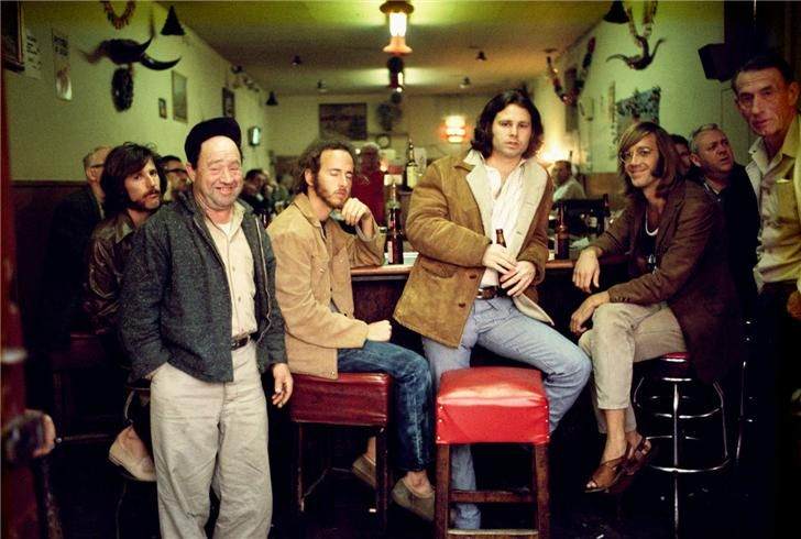 "The Doors ""Morrison Hotel"" Album Cover Location"