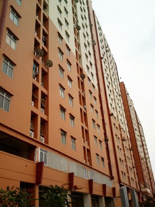 Apartemen Bandar Kemayoran, Kemayoran