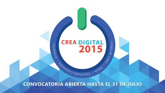 Convocatoria Crea Digital 2015 MinCultura y MinTic