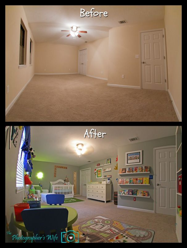 Nursery-34 with Toy story Jonathan's room is similar just need to paint