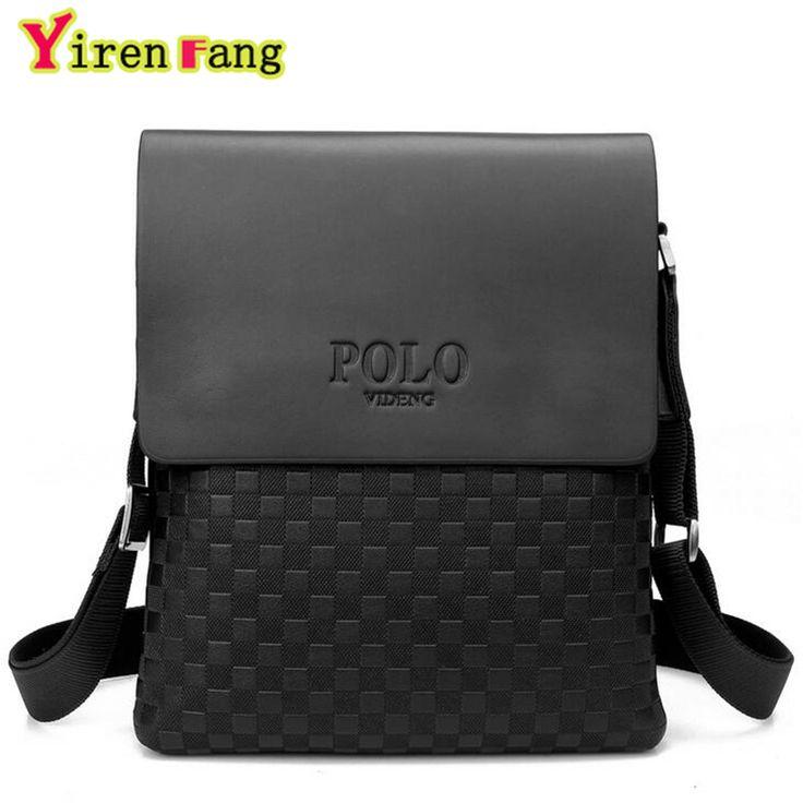 2016 Polo мужчины сумка crossbody сумки для мужчин небольшой роскошный бренд мужской дорожные сумки на ремне дизайнерские сумки высокого качество