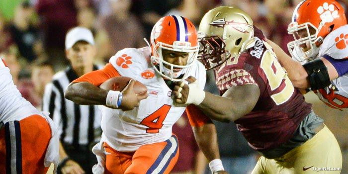 Title game: Clemson vs. Florida St. prediction - Clemson Football News | TigerNet