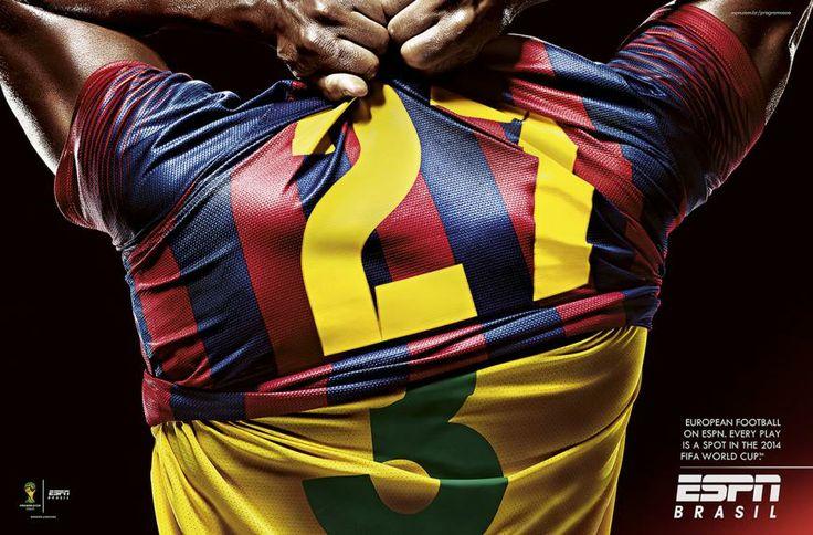 ESPN: European Football, 1 http://adsoftheworld.com/media/print/espn_european_football_1