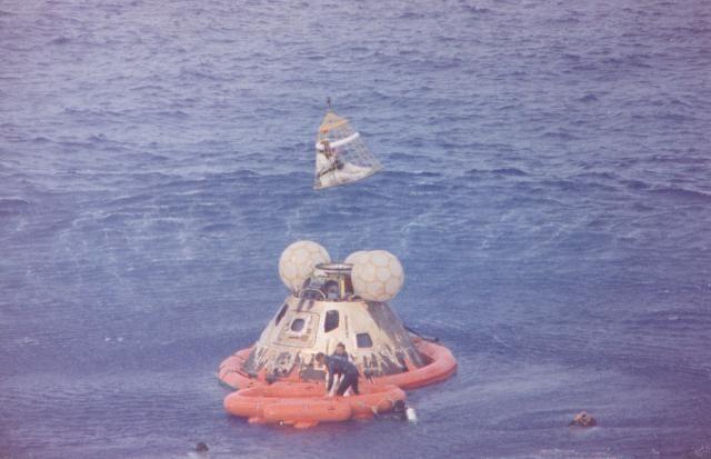 Apolo 13, suspense en el espacio