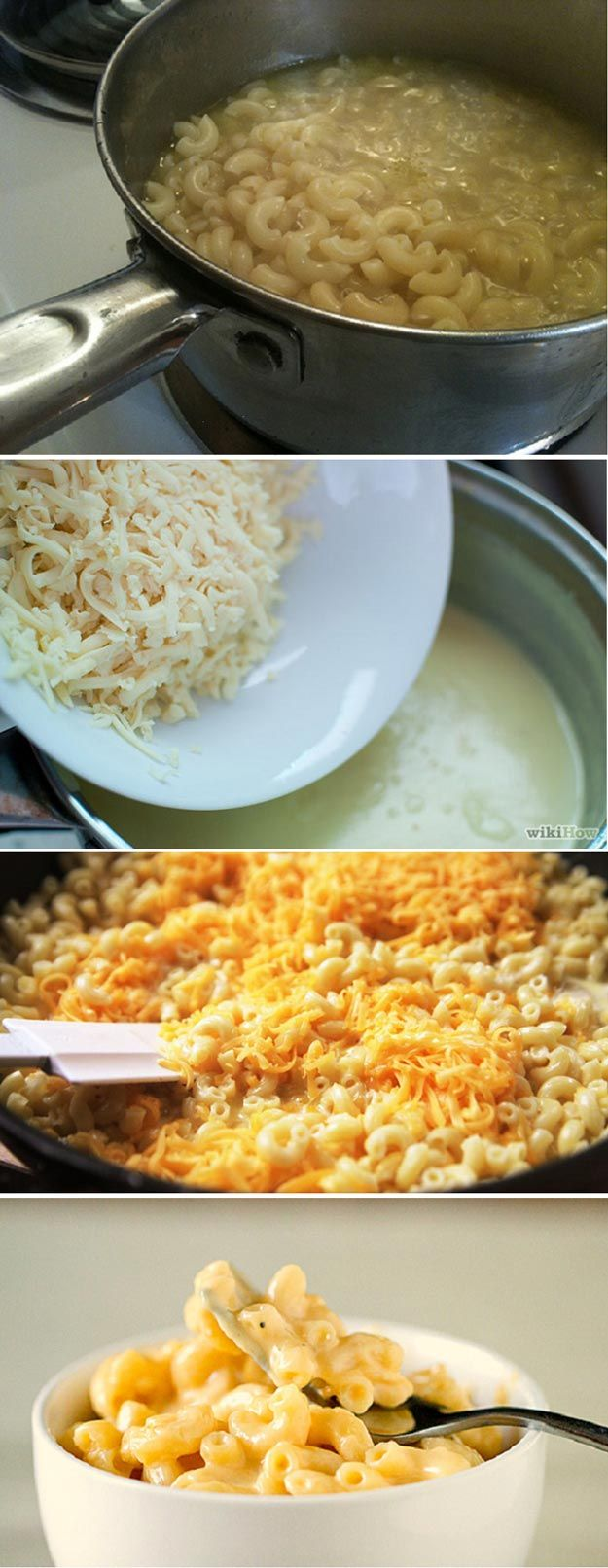Simple Mac N Cheese | Pioneer Woman Mac and Cheese Recipes | Best Homemade Recipe Ideas For Dinner by Pioneer Settler at http://pioneersettler.com/pioneer-woman-mac-cheese-recipes/