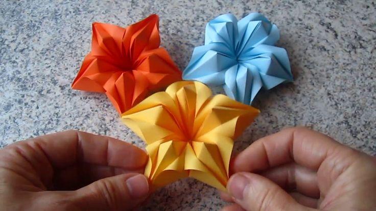 1000+ ideas about Blumen Falten on Pinterest