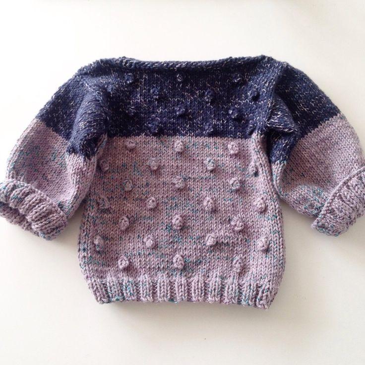 FREE Kalas Jumper knitting pattern by Caneline. Download at LoveKnitting.