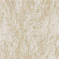 Sanderson Wallpaper - Meadow Canvas