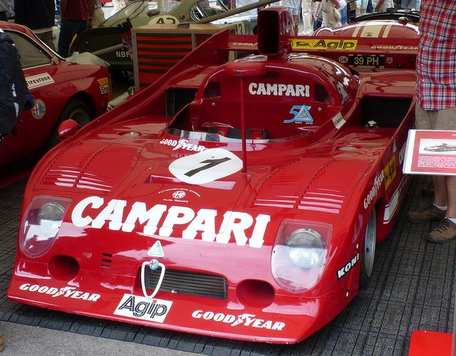 Alfa Romeo Tipo 33 TT 12 1975