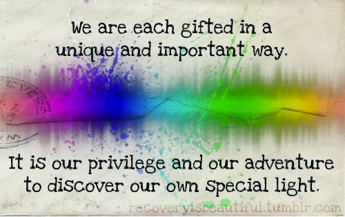we are all gifted