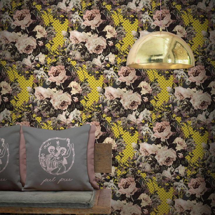 Full Bloom Wallpaper by Nina | FEATHR™