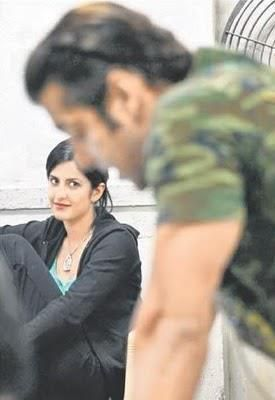 A question open to all fans, how big a role did Salman Khan play in shaping Katrina's career?