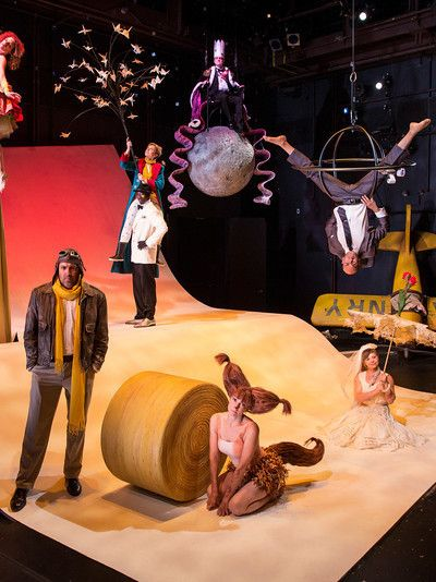 The Little Prince, Lookingglass Theatre