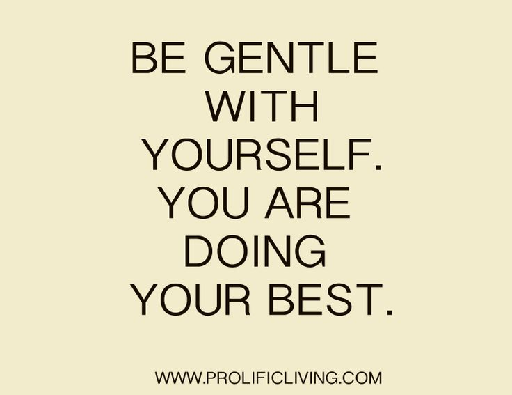 Be gentle with yourself. You are doing your best.  Just a short & sweet message to take with you into the weekend. January is a demanding month for most of us and we add goals and resolutions and so much more on top of that. And it's all good to reach for the stars, but be gentle with yourself too if every now and again, you fall a little short. You Are Doing Your Best!  *Share if you Agree!*  From my FREE confidence course - have you downloaded it yet? https://gumroad.com/l/confidence-guide