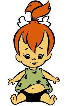 pebbles...aw, I remember my little Pebbles!  I've still got the costume.