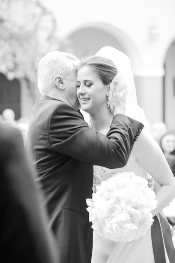 Beautiful Father of the Bride (and Groom) Moments   Bridal Musings Wedding Blog 8