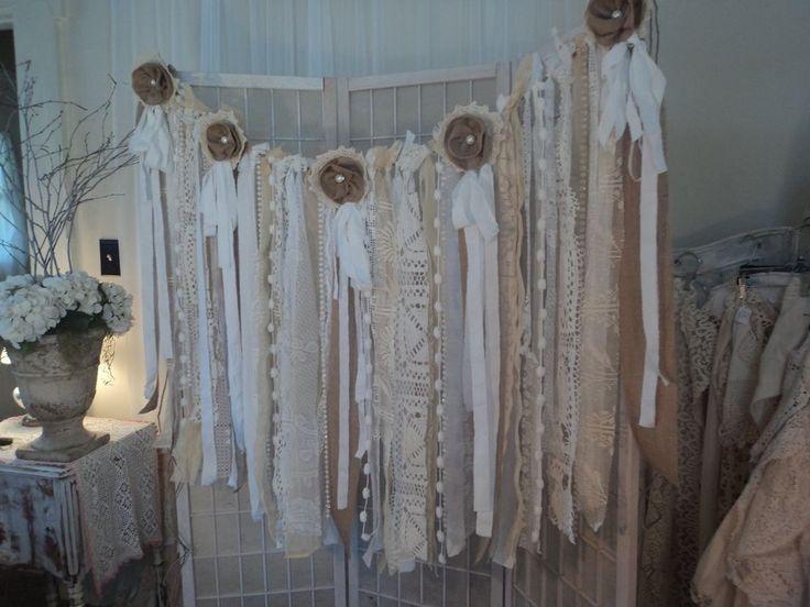 22 best handmade lace curtains images on Pinterest | Lace curtains ...