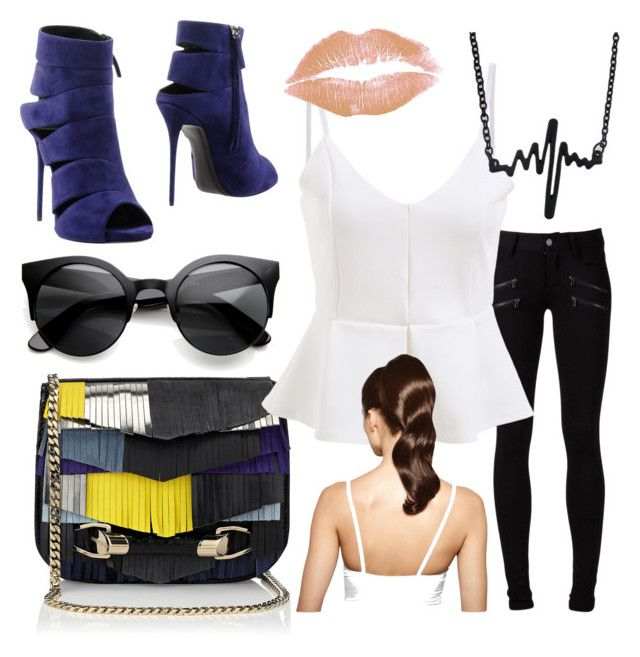 """Lunch Date"" by briana-mason94 on Polyvore"