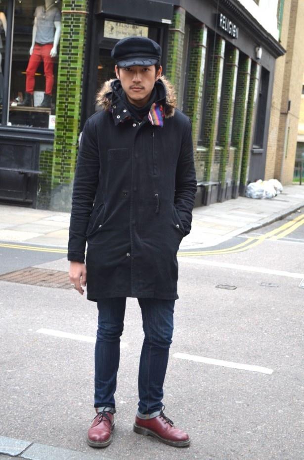 Cool Hunter: Spring: Uk London
