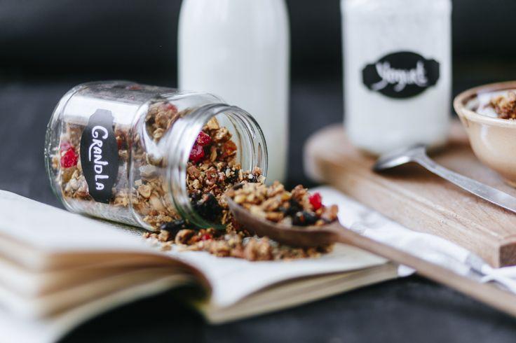 Come preparare in casa la granola