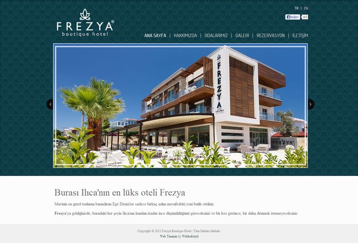 frezyaboutiquehotel.com