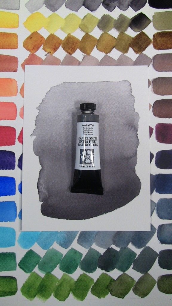 Daniel Smith Neutral Tint Extra Fine Watercolor Watercolor