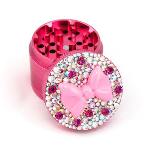 """Girly Girl"" Herb Grinder – ShopStayWild"