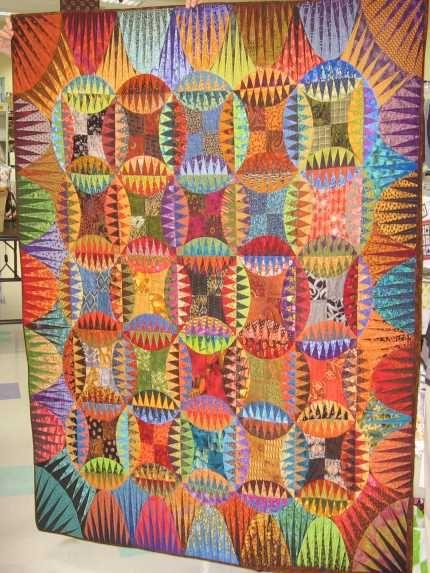 Karen Stone S Indian Orange Peel Pattern Great Version