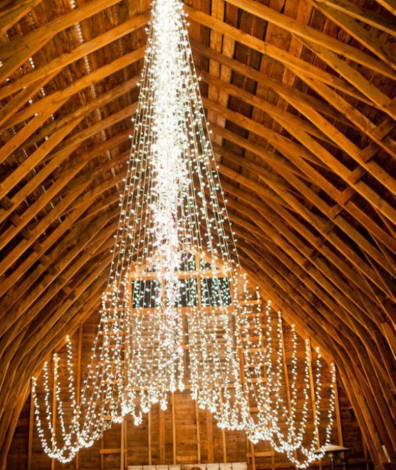 Extra Long Fairy Lights 100 200 Or 300 Ft Waterproof Warm White Fairy Lights Fairy Lights Lights