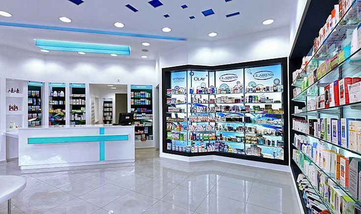 Tsikandilakis.NET, Decoration study, construction, pharmacy design and equipment in Athens, owned by Anagnostopoulos Athanasios