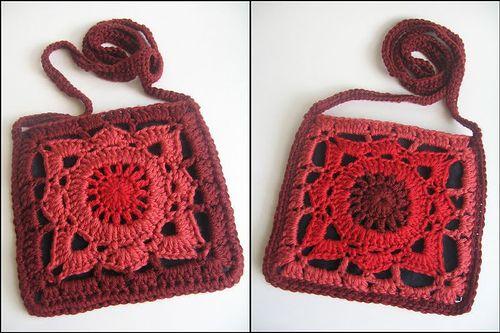 bags: Crochet Ideas, Cartera Crochet, Crochet Bags, Crochet Pur, Minis Bags, En Crochet, Crochet Minis, Bags Pur, Bags Small