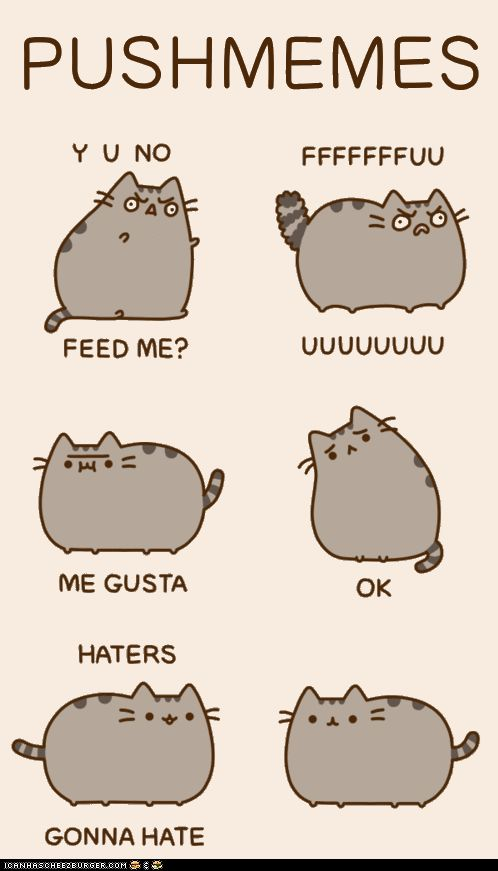 15 Best Images About Pusheen The Cat On Pinterest
