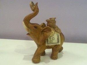 Figurka Słonia Stylowa Rzeźba Słoń