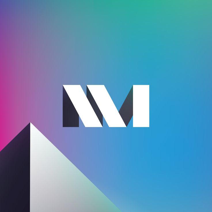 My monogram. NM stands for Nenad Milosevic.  https://dribbble.com/shots/3115480-Nenad-Milosevic-Logo