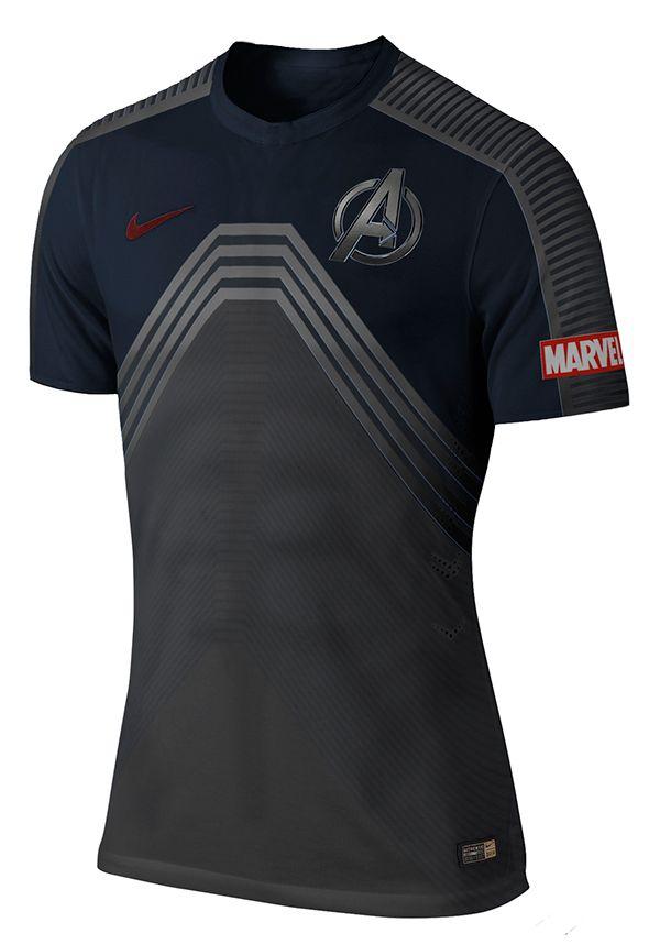 f9bbf7ea70208 Super Heroes on Behance. Super Heroes on Behance Football Design ...
