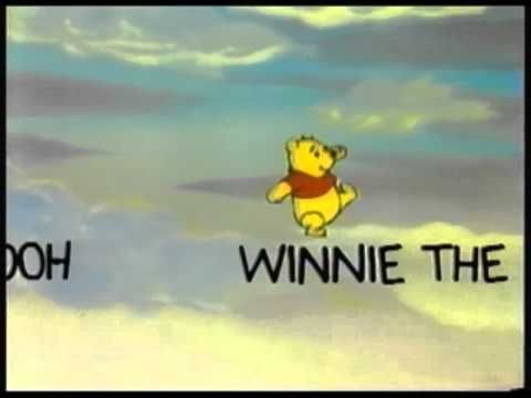 Winnie The Pooh (Theme Song) Oh my--I remember taking my sons to this movie in 1970 and having to buy the album for them.  They wanted it played so many times I ended up memorizing the songs just by hearing them over and over!  Good memories!