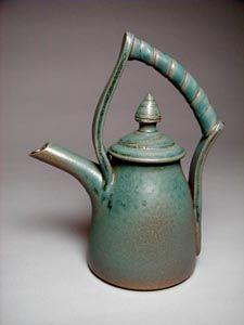 Simply wonderful~It is a tea pot but I would water my flowers with it~