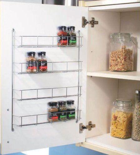 New chrom 4Etagen Gewürzregal Rückseite des Tür Spice Jar Samentüte, Aufbewahrung Küche OnlineDiscountStore http://www.amazon.de/dp/B00FGYZAW8/ref=cm_sw_r_pi_dp_38d2wb17KB3R8