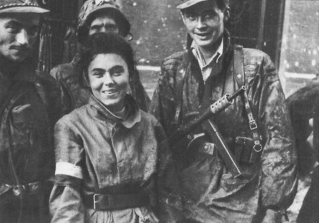 Warsaw uprising 1944.