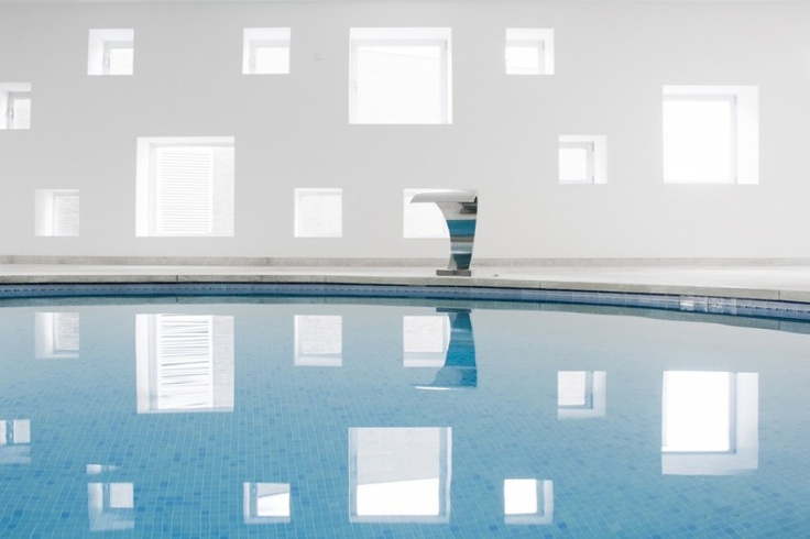 HOTEL CASTELL DELS HAMS SPA & POOL BY A2ARQUITECTOS