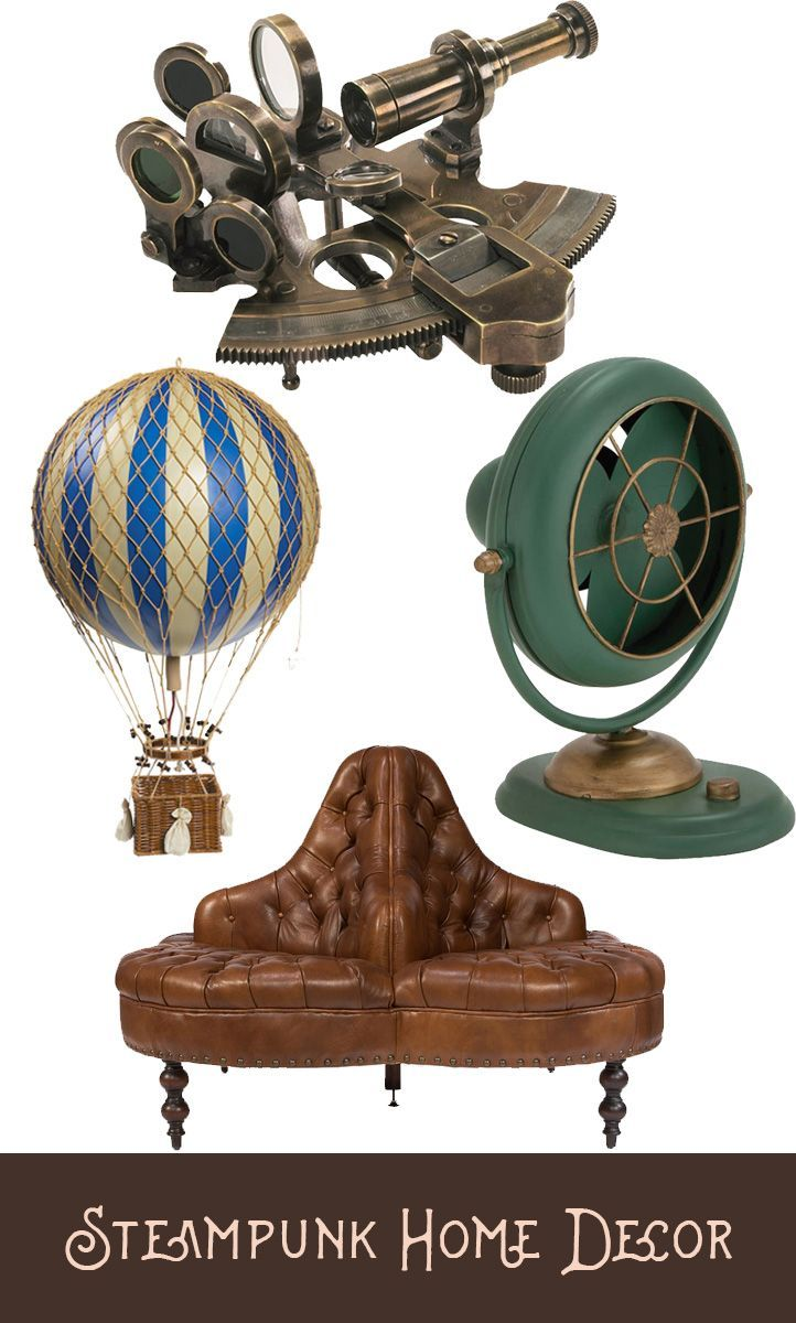 1000 Ideas About Steampunk Home On Pinterest Steampunk